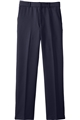 Men's Polyester Flat Front Pant