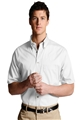 Men's Short Sleeve Easy Care Poplin Shirt