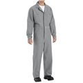 Button Front Closure 100% Cotton Coverall