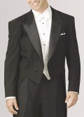 Men's Full Dress Polyester Tailcoat