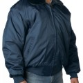 Bomber Jacket with Epaulettes