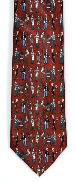 "Men's ""Multiserver"" Necktie"