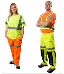 Safety Apparel and Protection